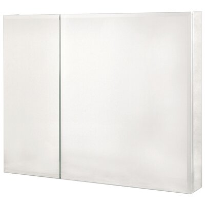 "Pegasus Bi-View 36"" x 30"" Recessed / Surface Mount Medicine Cabinet"