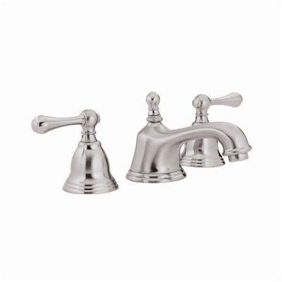 1000 Series Widespread Bathroom Faucet with Double Lever Handles - FW0B5205BN