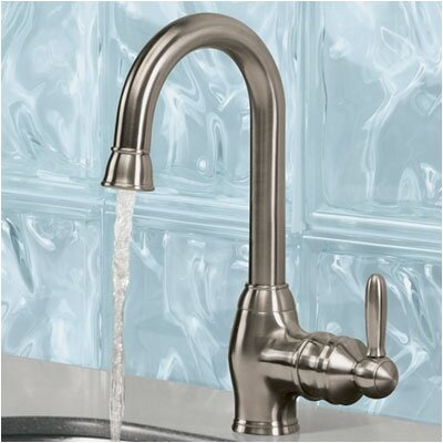 Pegasus Newbury One Handle Single Hole Bar Faucet