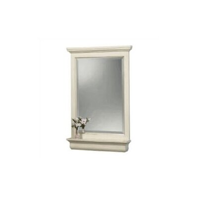 Cottage Mirror with Optional Shelf