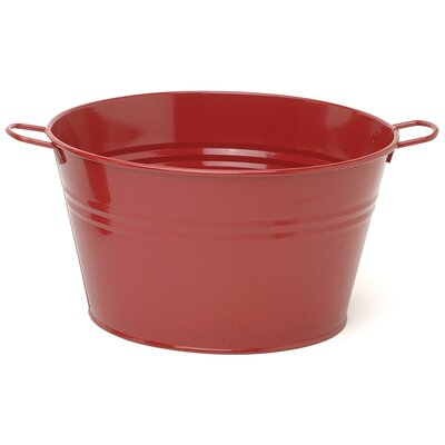 Houston International Galvanized Enamel Tub
