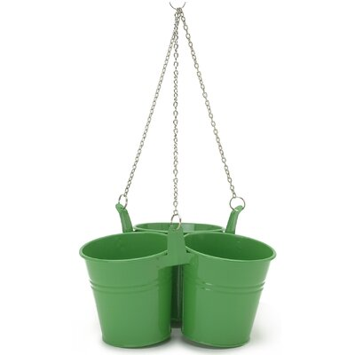 Houston International Triple Hanging Planter