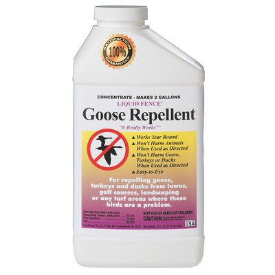 Liquid Fence Goose Repellent Concentrate