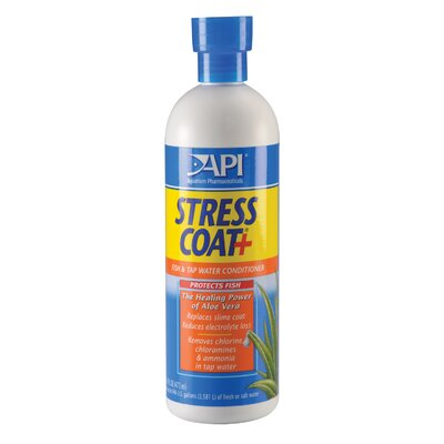 Mars Fishcare North America Stress Coat Water Conditioner