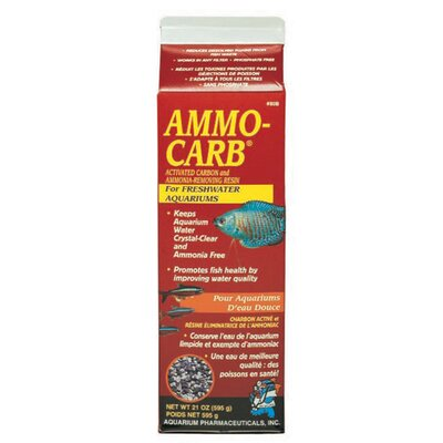 Mars Fishcare North America Ammo-Carb Filter