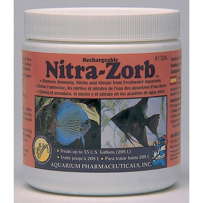 Mars Fishcare North America Nitra-Zorb Pouch Aquarium Filter