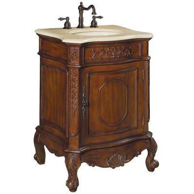 "Belle Foret 26"" Petite Bathroom Vanity Set"