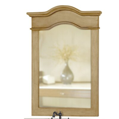 "Belle Foret Portrait 40"" x 30"" Bathroom Vanity Mirror"