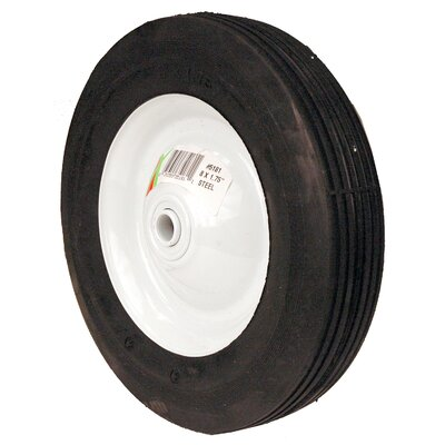 "Maxpower Precision Parts 8"" x 1.75"" Steel Wheel"