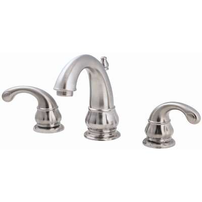 Treviso Widespread Bathroom Faucet with Double Lever Handles - F-049-DK00