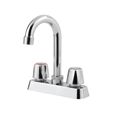Pfirst Series Two Handle Centerset Bar Faucet