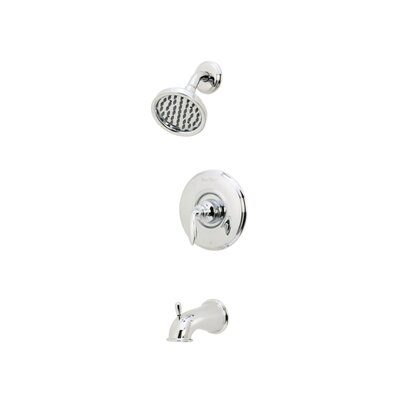 Price Pfister Avalon Volume Control Tub and Shower Faucet