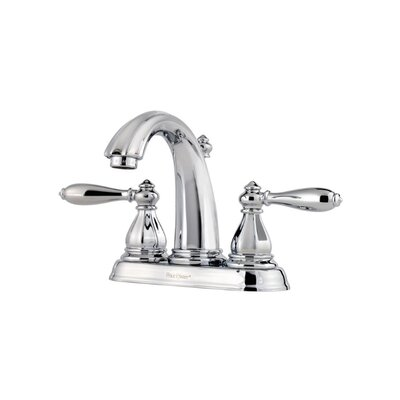 Price Pfister Portola Two Handles Bathroom Faucet - GT48-RP0
