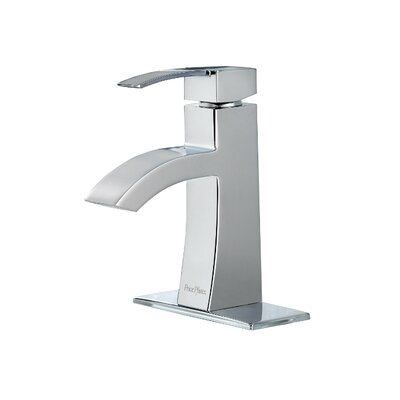 Price Pfister Bernini Single Hole Bathroom Faucet with Single Handle
