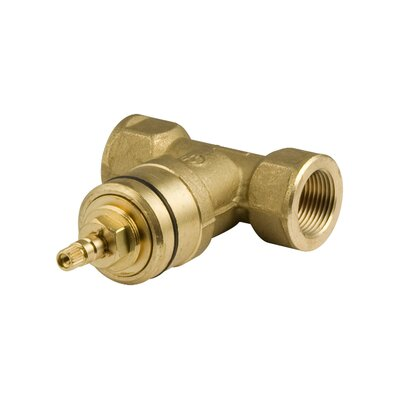 Price Pfister Thermostatic Volume Control Shower Valve in Brushed Nickel