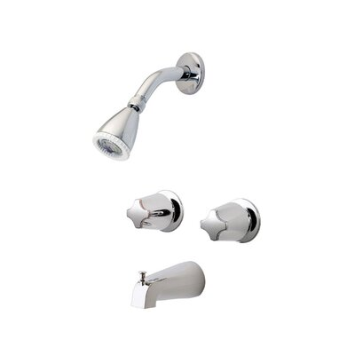 Price Pfister 03 Series Thermostatic Tub and Shower Faucet
