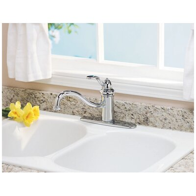 Price Pfister Marielle One Handle Single Hole Kitchen Faucet