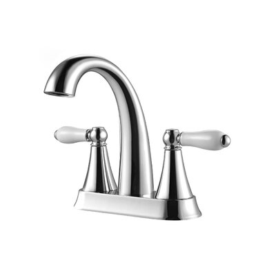 Kaylon Double Handle Centerset Bathroom Faucet