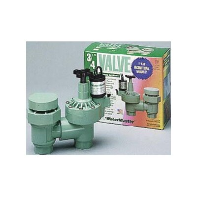 Orbit Electric Anti-Siphon Valve