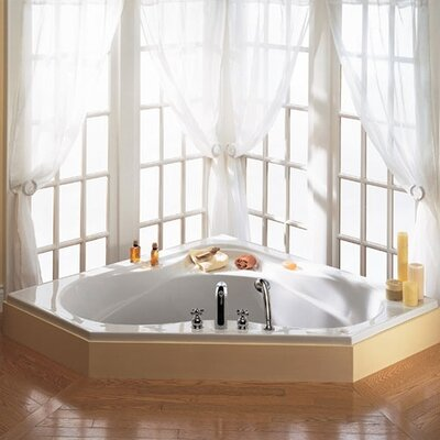 "American Standard Colony 60"" x 60"" Corner Bathtub"