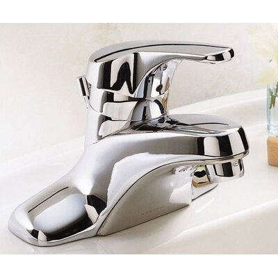 Reliant Single Hole Bathroom Faucet with Single Handle - 2385.403