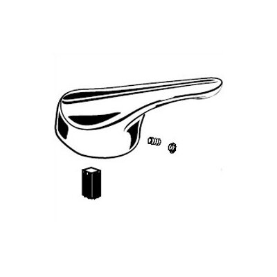 ReplACement Ceramic Faucet Handle - 060243-0020A