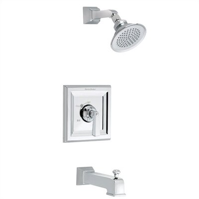 American Standard Town Square Bath Tub and Shower Trim with Lever Handle