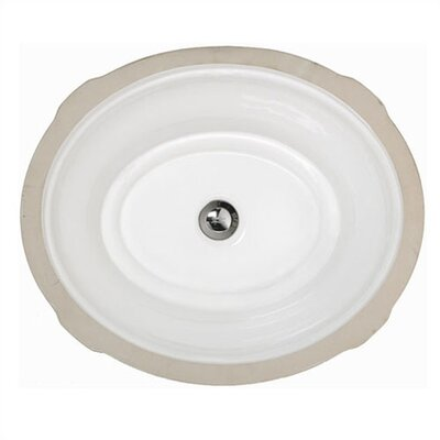 Tudor Undercounter Bathroom Sink - 0632.000.020