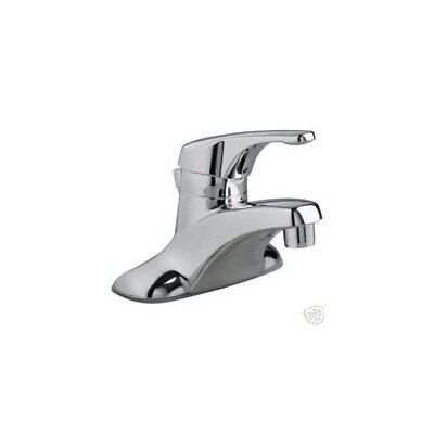 Reliant Single Hole Bathroom Faucet with Single Handle - 2385.005