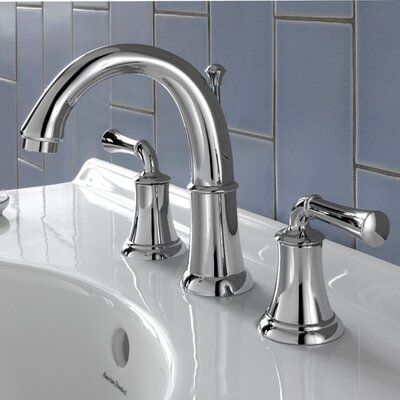 Portsmouth Widespread Bathroom Faucet with Double Lever Handles - 7420.801