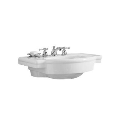 American Standard Retrospect Pedestal Bathroom Sink (Bowl Only)
