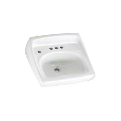 Lucerne Wall Mount Bathroom Sink - 0356.03