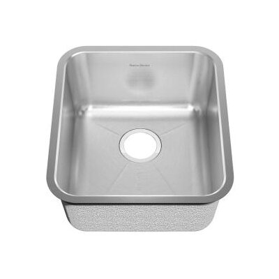 "American Standard 22.5"" x 21.5"" Undermount Single Bowl Kitchen Sink"