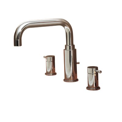 American Standard Serin Double Handle Deck Mount Roman Tub Faucet