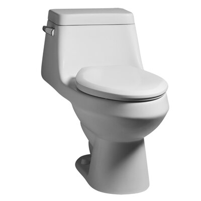 American Standard Fairfield 1.6 GPF Elongated 1 Piece Toilet