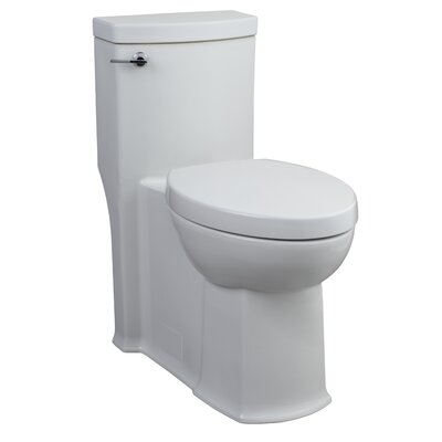 American Standard Boulevard Flowise Right Height Elongated One Piece Toilet