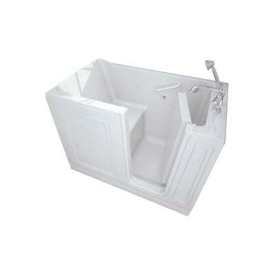 "American Standard 51"" x 30"" Walk In Tub with Quick Drain"