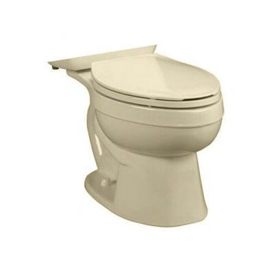 American Standard Titan Pro Right Height 1.6 GPF Elongated Toilet Bowl Only