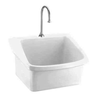 Surgeon's Scrub Sink