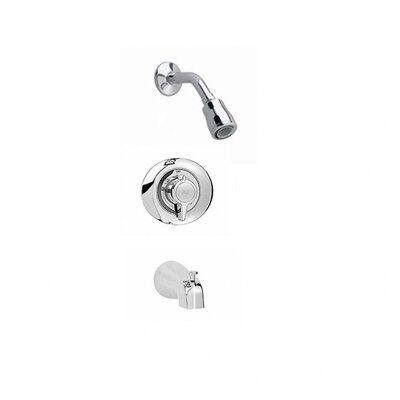 American Standard Colony Diverter Bath/Shower Faucet Trim Kit with Lever Handle