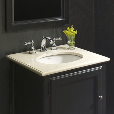 American Standard Ovalyn Undercounter Bathroom Sink