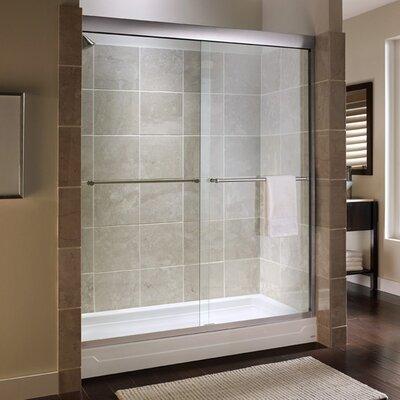 Custom Tuscany Frameless Bypass Shower Door Wayfair