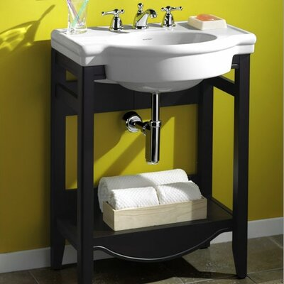 Skyline Console Bathroom Sink Set - 9425.200.322