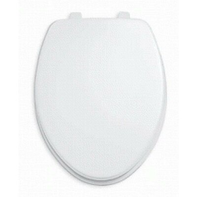American Standard Rise and Shine Open Front Elongated Toilet Seat and Cover