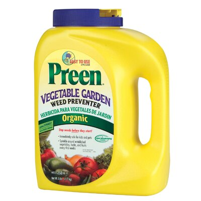 Preen Preen Vegetable Garden Weed Preventer