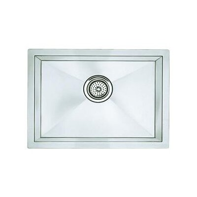 "Blanco Precision 22"" x 18"" Single Bowl Kitchen Sink"
