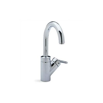 Rados Single Handle Single Hole Kitchen Faucet with Lever Handle
