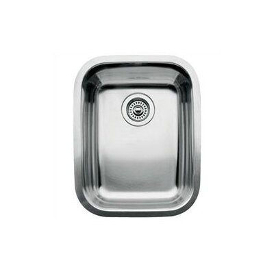 "Blanco Supreme 16.16"" x 20.5"" Single Bowl Undermount Kitchen Sink"