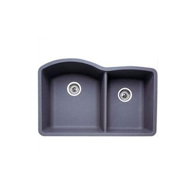 Blanco Diamond 1.75 Bowl Undermount Kitchen Sink