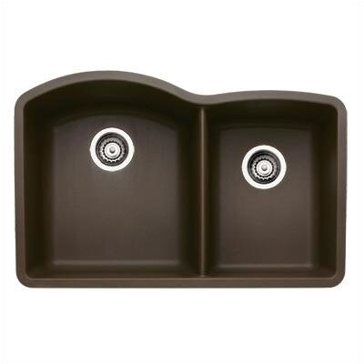 "Blanco Diamond 32"" x 19"" Bowl Undermount Kitchen Sink"